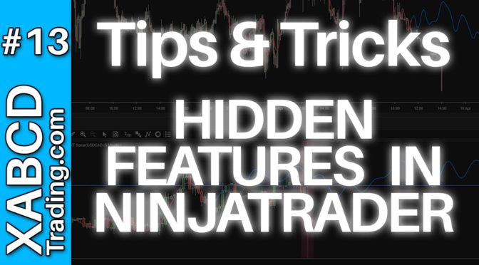 NinjaTrader 8 – Best Hidden Features | Trading Indicators