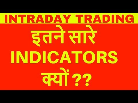 Why so many technical indicators? – Intraday Trading(???????? ???…