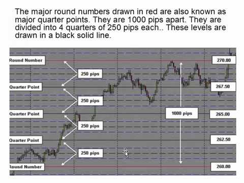 The Best Forex Software Uses The Quarters Theory Indicator