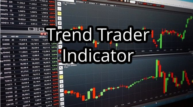 Trend Trading Indicator BEST EVER to Identify Trend in Forex (MT4… | Trading Indicators